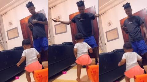 Storngman And Daughter In A Dance Battle In This Cute Video