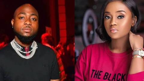 Davido Allegedly Dumps Chioma After He Was Spotted Frolicking With Hot American Model- Watch Video