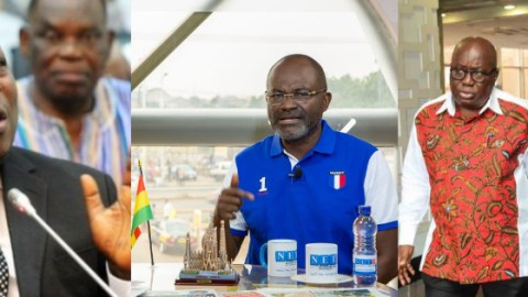 """""""NPP shouldn't be scared of 'failure' Martin Amidu's resignation"""" – Kennedy Agyapong drops more secrets"""
