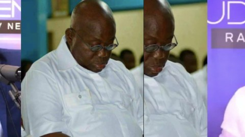 """Video: """"Nana Addo is not fit, vote him out else he'll die in power like Atta Mills"""" – Kevin Taylor begs Ghanaians"""