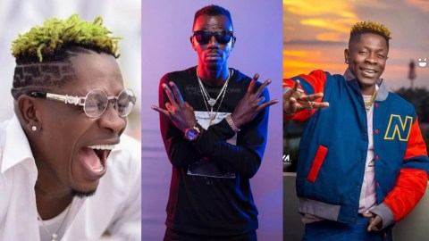 (+VIDEO) Shatta Wale Mocks Joint 77 For Goofing Big Time On Live TV – WATCH