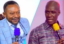Rev Owusu Bempah and Prophet Kofi Oduro