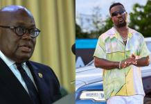 """""""I feel like pointing out the negatives too"""" – Sarkodie sharply replies Prez Akufo-Addo over endorsement controversy"""