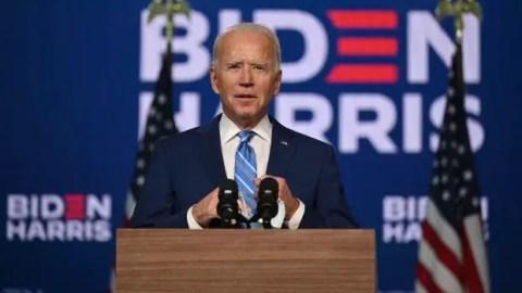 BREAKING: Joe Biden Elected 46th President Of USA Making Kamala Harris The First Female Black Vice President