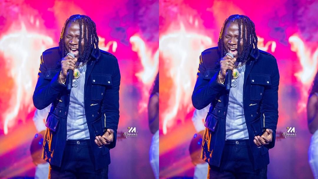 """""""Vote for the right person in the upcoming election"""" – Stonebwoy preaches ahead of the December polls"""