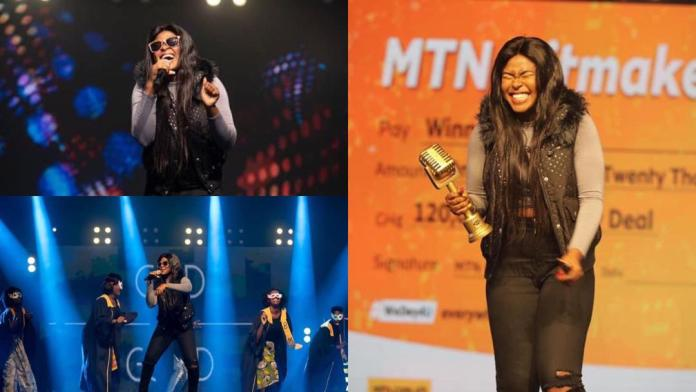 Adepa Declared Winner Of MTN Hitmaker Season 9 [Full List Of Winners]