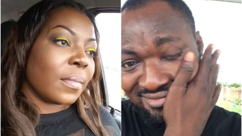 """Maame Yeboah Asiedu Did Nothing Wrong For Funny Face To Insult Her"" – Baby Mama Speaks"