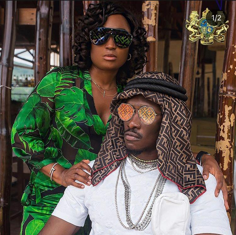 Ghanaian business mogul, Nana Kwame Bediako now called Freedom Jacob Caesar shares his rich pictures of his family, wife, Rubby Bediako and their three sons on his Instagram.