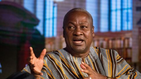Meet The Ghanaian Politician Who Has Asked Mahama To Declare Himself President And Form A Parallel Government