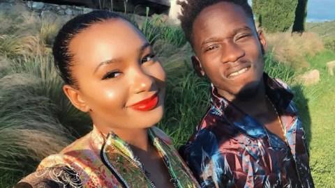 I'm travelling to Ghana to help my boyfriend Mr Eazi search for stolen laptop – Temi Otedola promises