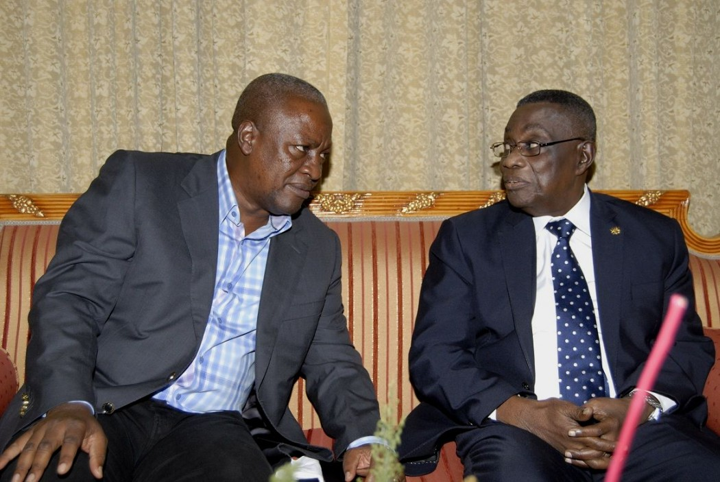 """""""The Ghosts Of Atta Mills And Rawlings Are Haunting Mahama"""" – Chairman Wontumi"""