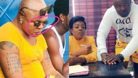 Bukom Banku reacts to reports that, he was sacked from Ghone over bleaching concerns (+video)