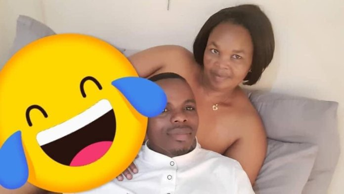 Reverend caught in bed with his assistant female pastor 1