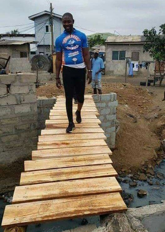 """""""You deserve to lose after constructing a bridge like this in Accra"""" – Bridget Otoo teases ousted MP Okoe Boye"""