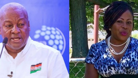 Video: Why Mahama and NDC are in support of EC's parliamentary results and not the presidential? – Esaaba Haizel quizzes