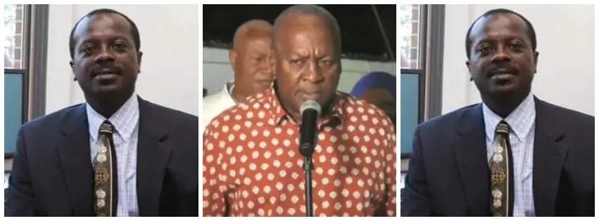 Stop addressing Mahama as president-elect