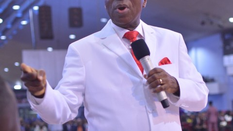 Before You Engage In Any Prayer Session, Prepare Like You're Going To Court- Bishop David Oyedepo