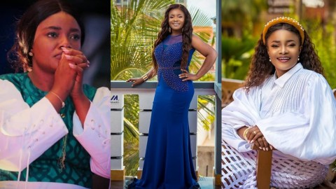 Ohemaa Mercy Reveals How Telling A Lie Almost Caused Her Life