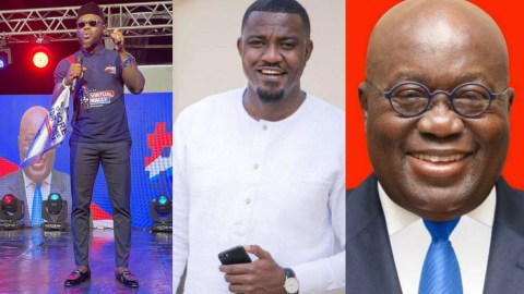 (+VIDEO) I Don't Hate John Dumelo, It's Part Of The Business And NPP Didn't Pay Me To Campaign For Them – Prince David Osei