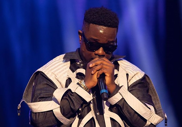 Sarkodie announces his annual concert #Rapperholic2020 in grand style [Video}