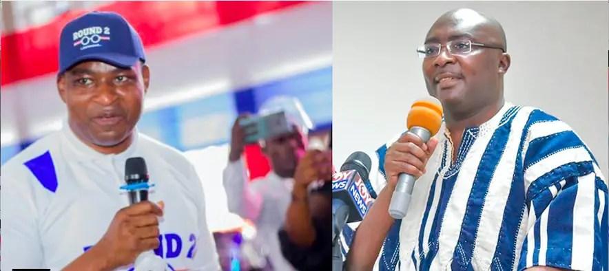 Chairman Wontumi and Bawumia