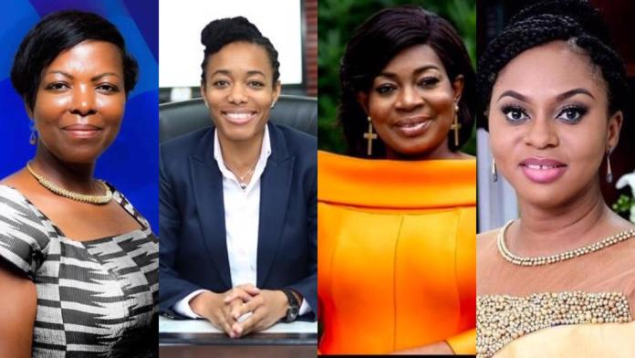Ghana Election 2020: Know Your 40 Newly-Elected Female MPs