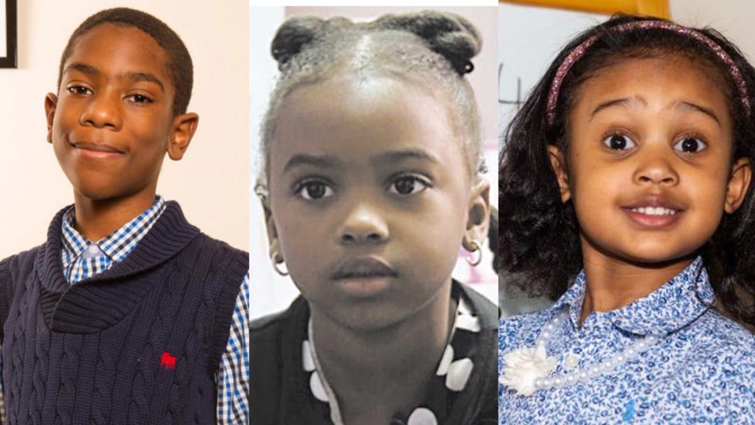 These 3 black kids: Ramarni, Anala, & Alannah have the highest IQ in the world that surpasses Bill Gates and Albert Einstein