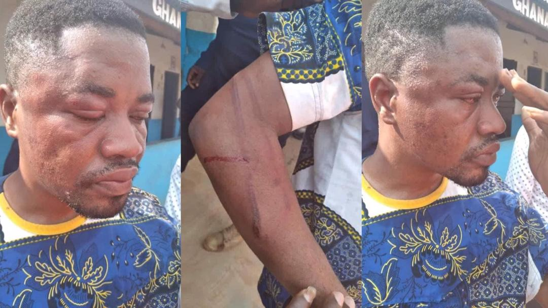 NPP communicator flogged for insulting Queen mother