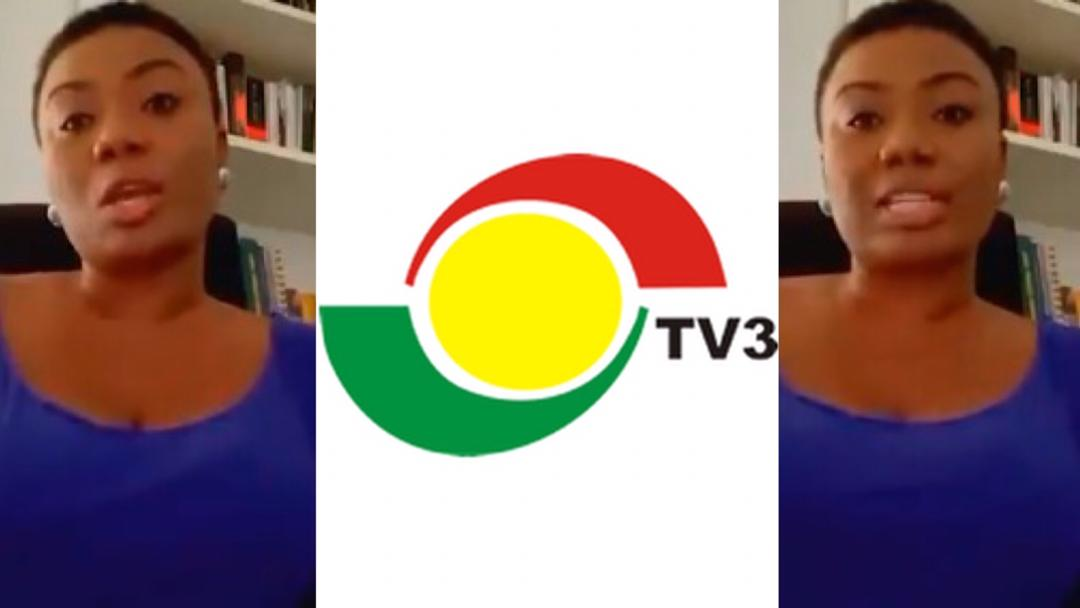 """""""You took wrong figures from the NPP"""" – Former TV3 staff Bridget Otoo 'attacks' the station for churning 'fake' election figures [Video]"""