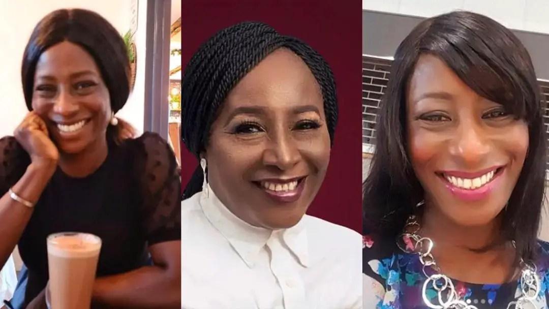 Meet the lookalike daughter of Nigeria actress Patience Ozokwor