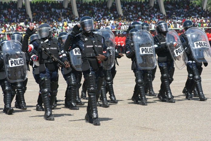 You are banned from protesting in Accra - Ghana Police orders NDC