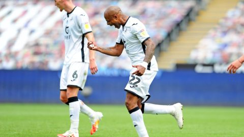 Olympique Marseille wishes Andre Dede Ayew Birthday with a video on Twitter