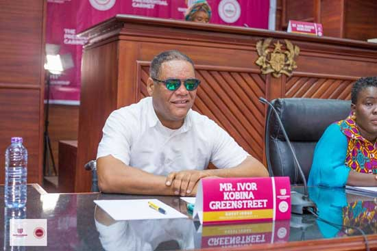 CPP's Ivor Greenstreet supports NDC's decision to send 2020 election results to the Supreme Court