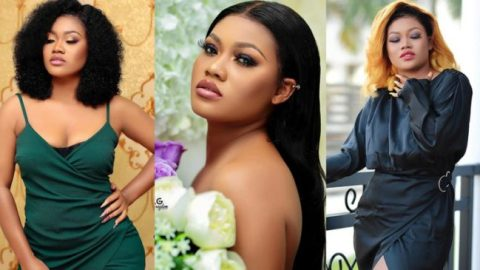 Lilwin's Alleged Girlfriend, Sandra Ababio Dresses To Kill As She Flaunts Her Juicy Oranges- Video