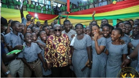 Close down schools again – Powerful Prophet advises Prez Akufo Addo