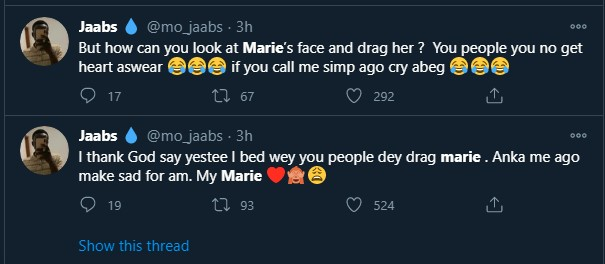 """""""Dogs are even better than men"""" – Lady, Marie 'respectfully' insults men 7"""