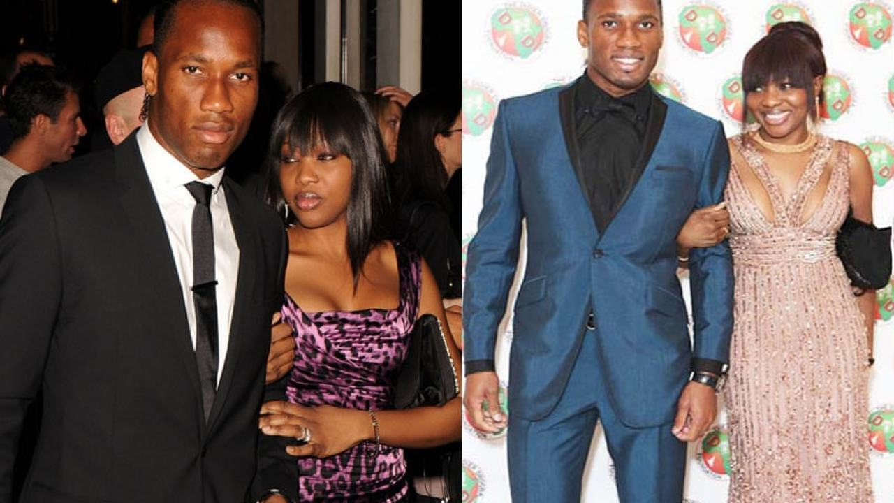 Footballer Didier Drogba Divorces Wife After 20 Solid Years of Marriage