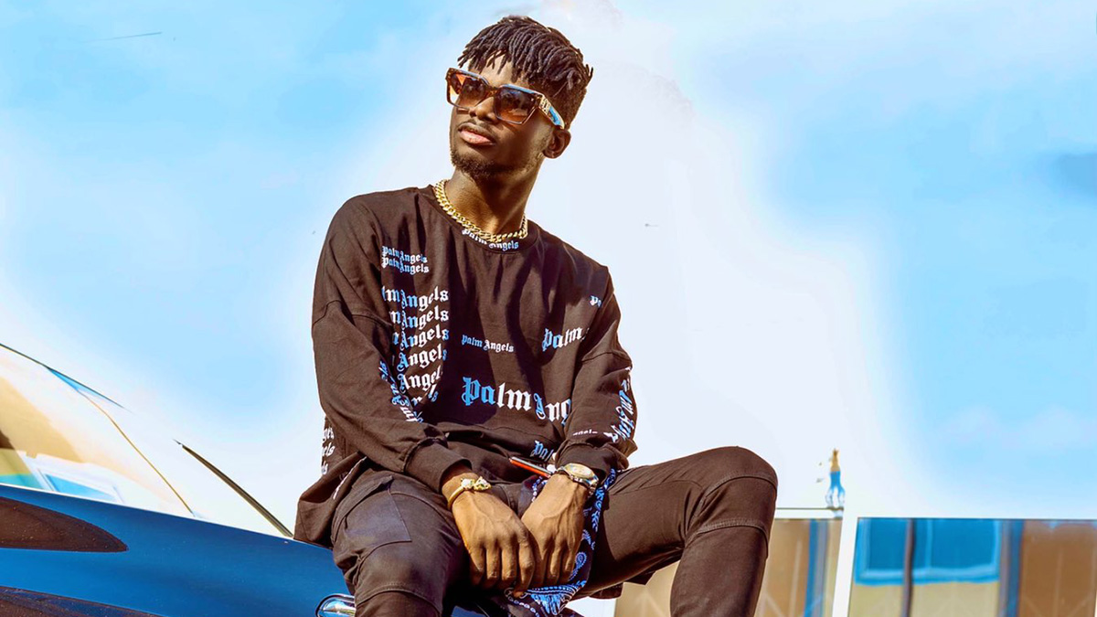 """""""Why I left my parents home at age 18 to pursue my music career"""" – Kuami Eugene shares hustle story"""