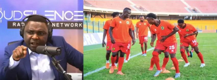 Kelvin Taylor jabs Kotoko players