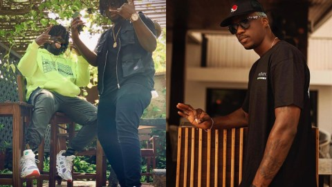 Joey B Confronts Dope Nation Over An Unfavourable Comment They Made About Him On Twitter