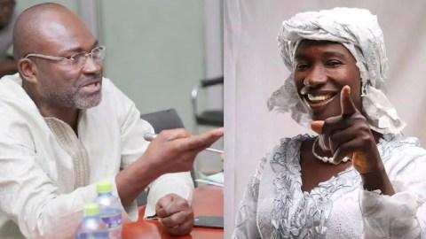 "Sankofa Video: ""Prophetess Cecelia Marfo is evil"" –  Hon Kennedy Agyapong"