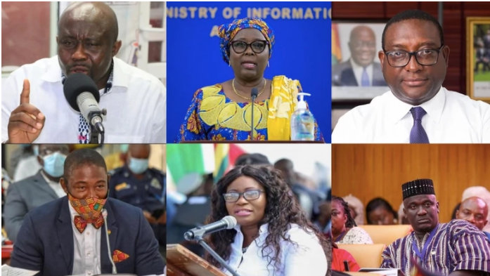 Ministers who lost in the parliamentary election will not be reappointed – President Akufo-Addo