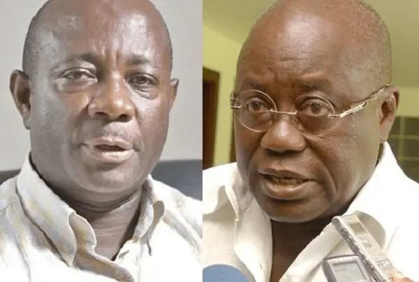 Odike and Prez Akufo Addo