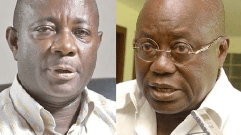 Lockdown the country now – Odike tells Prez Akufo Addo