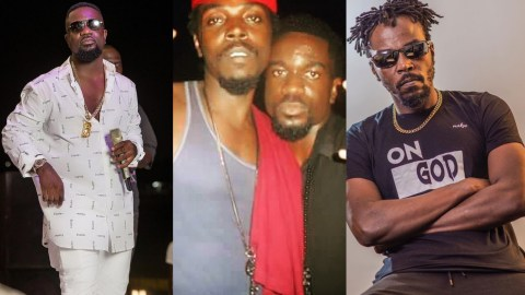 Video: Sarkodie Is Too Proud And Arrogant To Appreciate All I've Done For Him – Kwaw Kese Fumes