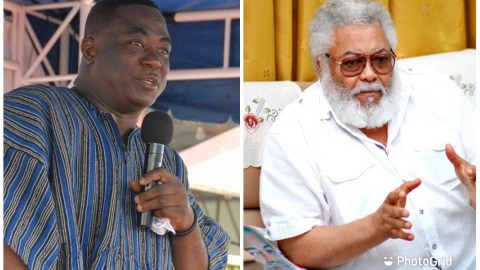 Rawlings Begged For $4000 To Pay For Daughters Graduation Fees :Nii Laryea Afotey Agbo