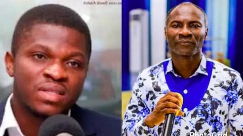 """""""Remember Sammy Gyamfi In Prayers Else He Won't Live Longer"""" – Prophet Badu Kobi Speaks"""