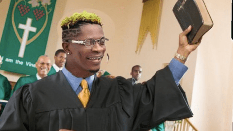 Shatta Wale is destined to become a powerful prophet – Sayeth man of God