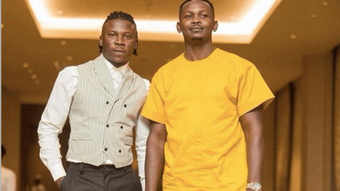 """Never 'refriend' someone who tried to destroy you"" – Stonebwoy"