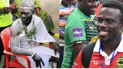 Ex-Kotoko defender Augustine Sefah breaks silence on his fetish priest job